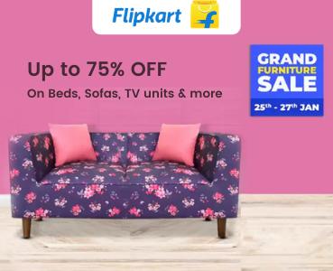 Flipkart Grand Furniture Sale
