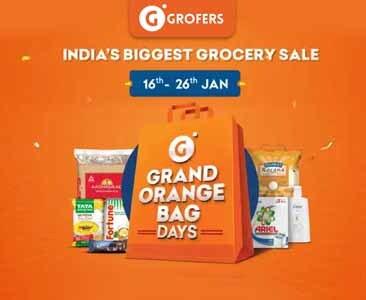 Grand Orange Bag Days