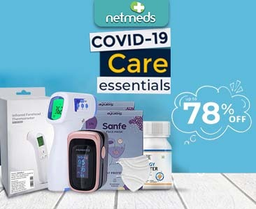 Covid-19 Care Essentials	| Get Up to 78% OFF