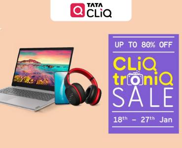 CliQ TroniQ Sale