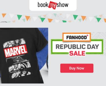 Fanhood Republic Day Sale