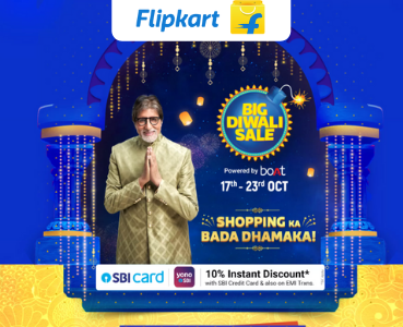 Flipkart The Big Diwali Sale