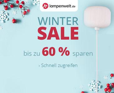 Lampenwelt Winter Sale