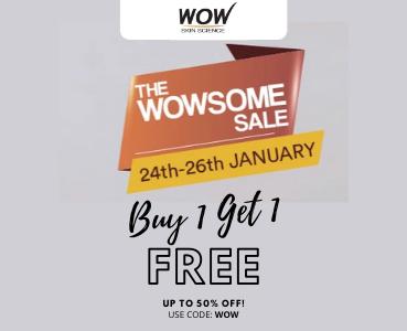 The WOWSome Sale
