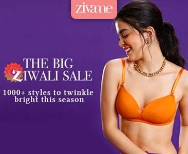 Zivame The Big Ziwalil Sale