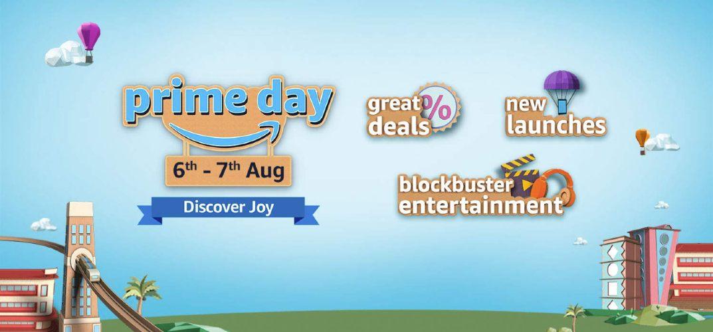 Amazon Prime Day Sale 2020 India