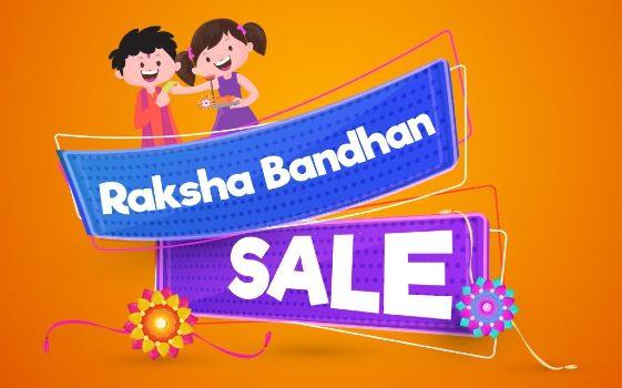Raksha Bandhan Sale 2020