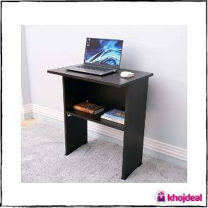 Ebee Store Engineered Wood Study Table (Wenge)