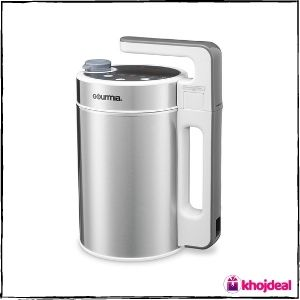 Gourmia Stainless Steel 6-in-1 Automatic Soup Maker