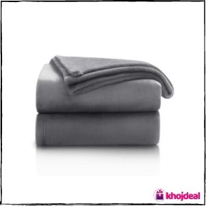Bedsure Flannel Fleece Luxury Blanket - Best Fleece Blanket