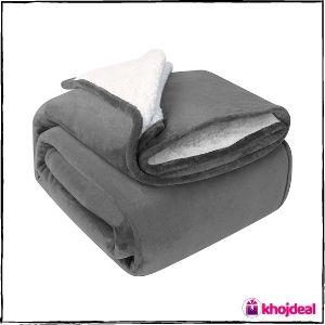 Utopia Bed Blanket Queen Size - Best Textured Blanket