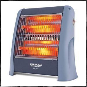 Maharaja Whiteline Quato 800-Watt Quartz Heater