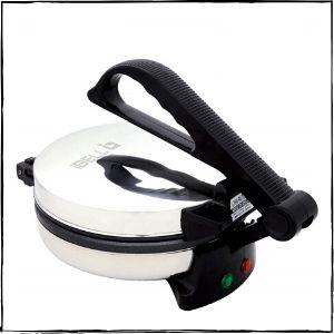 iBELL MCM1001 Electric Roti & Chapati Maker Non-Stick 1000 Watt