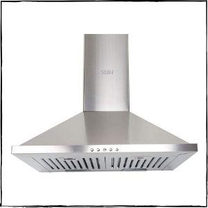 Glen Pyramid Kitchen Chimney (6050 Junior)