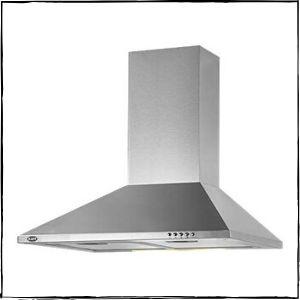 KAFF Chimney (BASE TX 60), Steel Grey