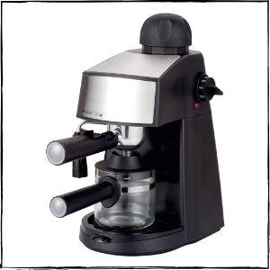 Russell Hobbs RCM800E 800-Watt Espresso and Cappuccino Maker Machine