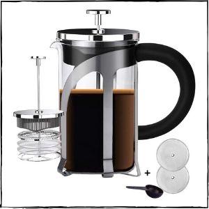 Bison International Marine French Press Coffee Espresso and Tea Maker