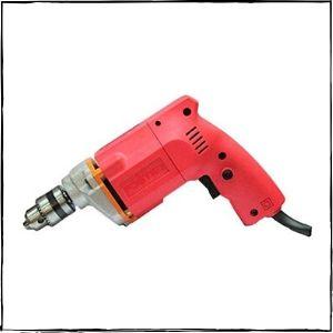 Foster FPD-010A 10mm Chuck Size 400-Watt Pistol Grip Drill Machine for Home
