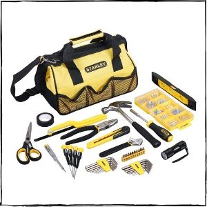 Stanley 71996IN Ultimate Tool Kit (Multicolour, 242-Pieces)