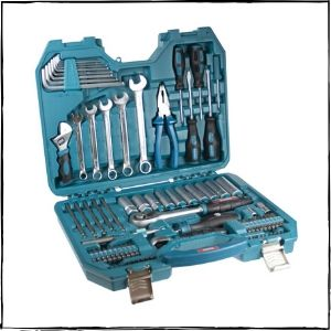 Makita P90093 Outdoor Power Service Kit (83 Pieces)