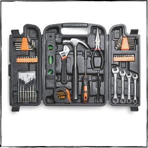 VonHaus 53pc Household Tool Set