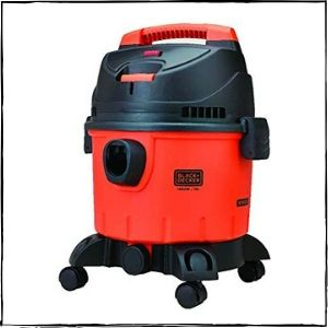 Black + Decker WDBD15 15-Litre Vacuum Cleaner