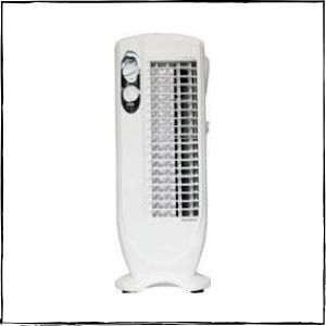 Surya Classi-c Tower Fan White