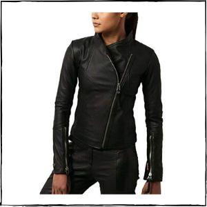 Leather Alley Genuine Leather Jacket