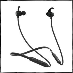 boAt Rockerz 255 Sports Bluetooth Wireless Earphone (Active Black)