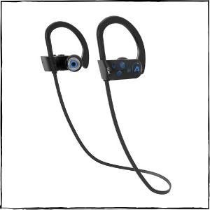 boAt Rockerz 261 Sports Wireless Earphones (Jazzy Blue)