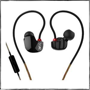 boAt Nirvanaa Uno in-Ear Earphones (Black)