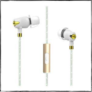 Boat Nirvaanaa Bliss In-Ear earphone (Glazy White)