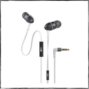 boAt BassHeads 228 in Ear Wired Earphones (Frosty White)