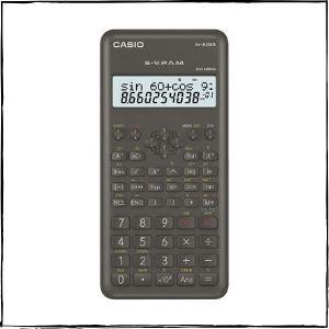 Casio FX-82MS 2nd Gen Non-Programmable Scientific Calculator