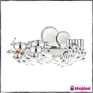 Classic Essentials Glory Stainless Steel Dinner