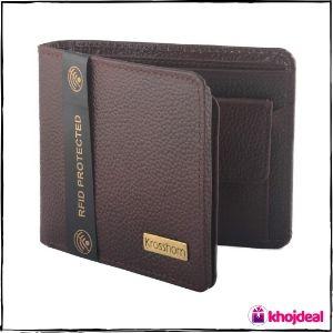 Krosshorn RFID Wallet : KWRF1069