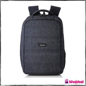 American Tourister West Lock 25 Ltrs Navy Laptop Backpack