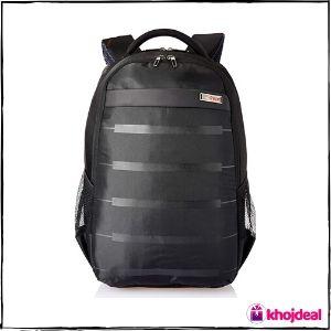 VIP Median 27 Ltrs Black Laptop Backpack
