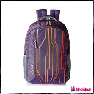 Safari 30 Ltrs Purple Laptop Bag