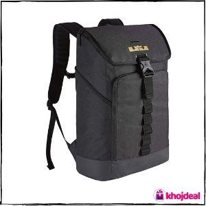 Nike Polyester Black Laptop Backpack