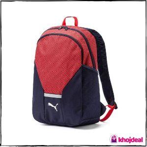 PUMA Beta Backpack High Risk Red-Peacoat