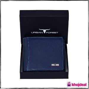 Urban Forest Oliver Bi-Fold Leather Wallet