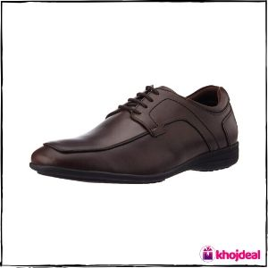 Hush Puppies Leather Shoes : Men's City Bounce