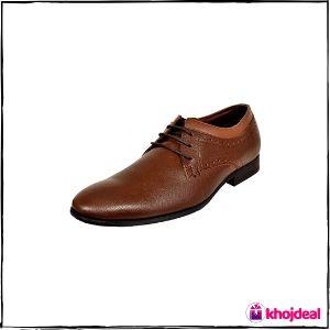Allen Cooper Leather Shoes : Men's ACFS-8029