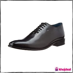 Louis Philippe Leather Shoes : Men's Oxford
