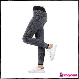 U.S. CROWN Polyester Yoga Pants