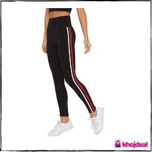 MSCREATION Ankle Length Stretchable High Waist Fitness Pants