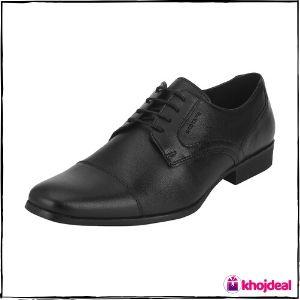 Red Tape Men's RRE0091 Formal Shoes (Black)
