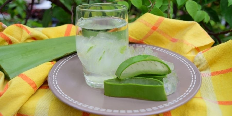 Aloe vera juice how and how much to consume