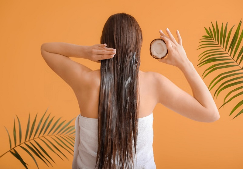Benefits-Of-Coconut-Oil-For-Hair-Coconut-oil-to-combat-hair-dryness